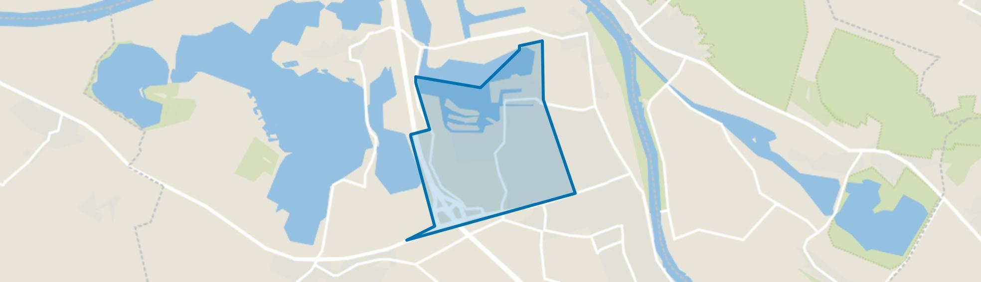 Cuijk Heeswijkse Kampen, Cuijk map