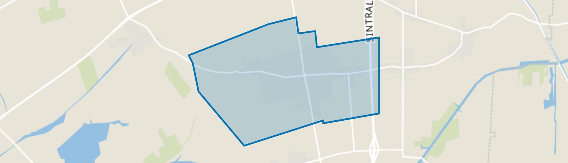 Damwâld, Damwâld map