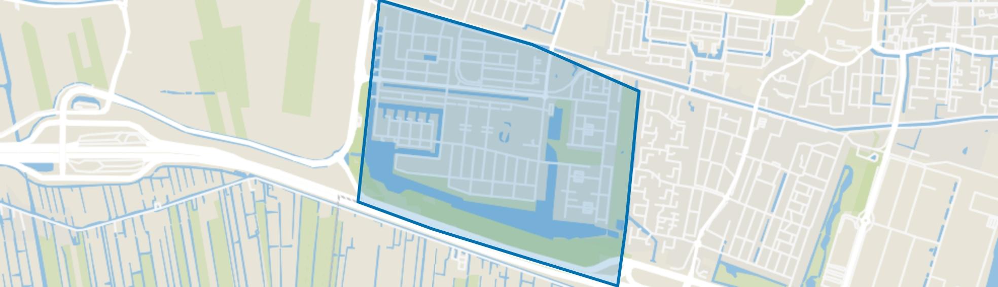 Veldhuizen, De Meern map