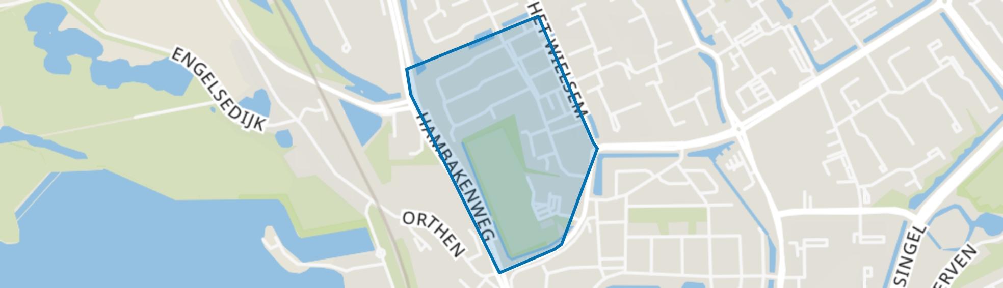 De Edelstenenbuurt, Den Bosch map