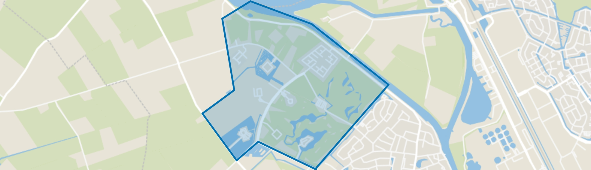 De Haverleij, Den Bosch map