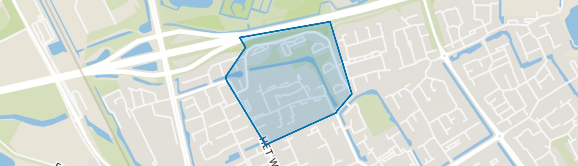 De Sprookjesbuurt, Den Bosch map