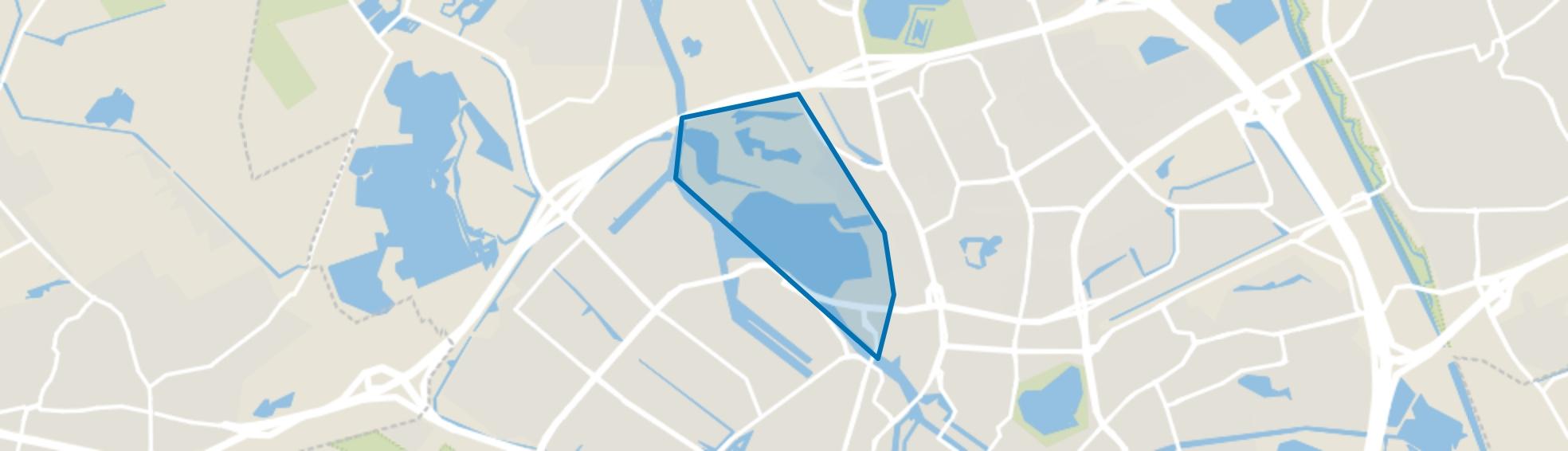 Ertveld, Den Bosch map