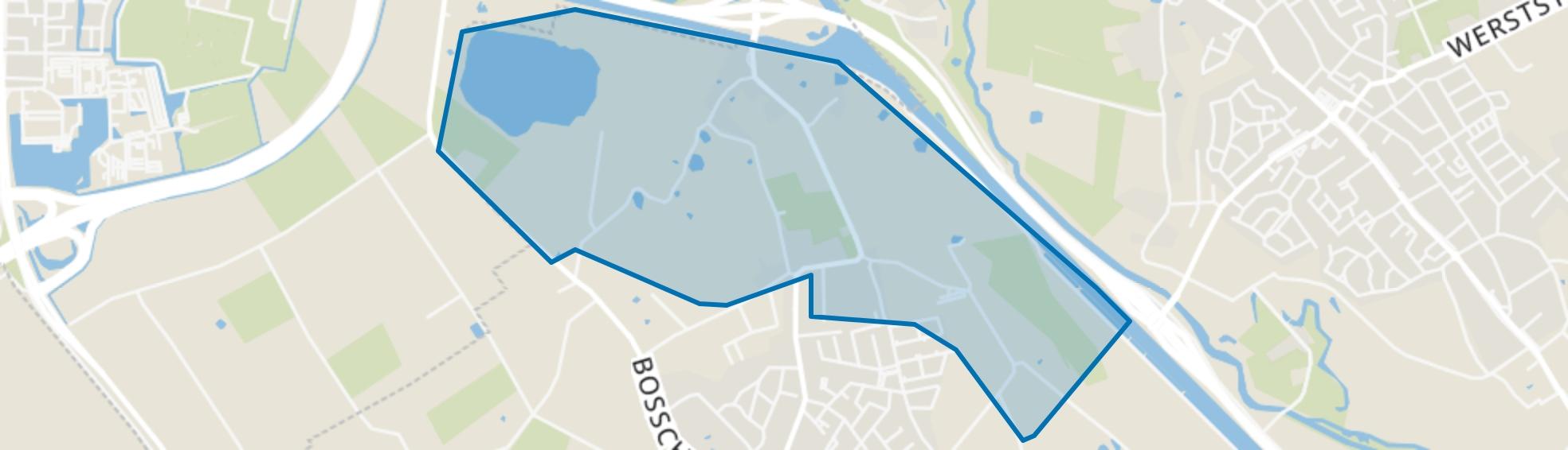 Verspreide huizen Poeldonk, Den Dungen map