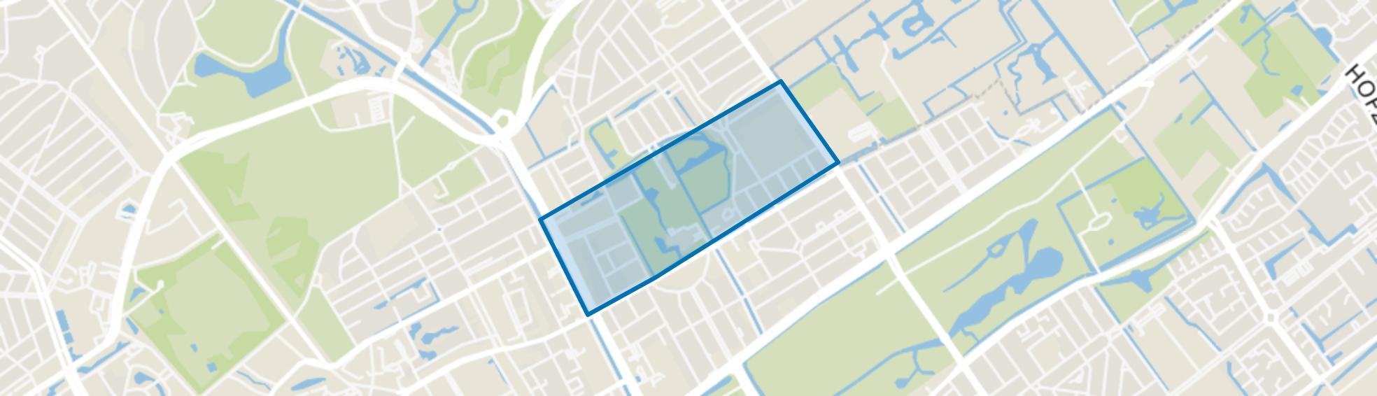 Arendsdorp, Den Haag map