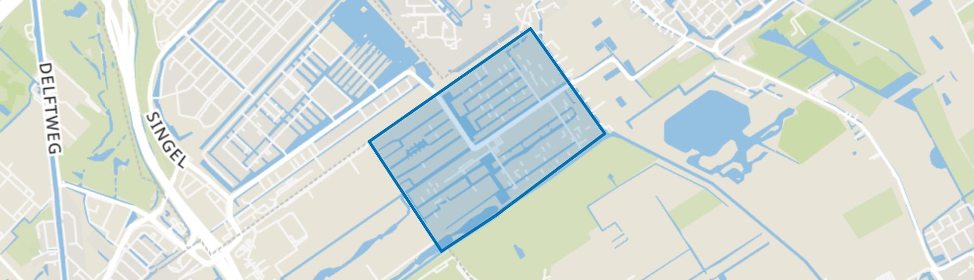 De Bras, Den Haag map