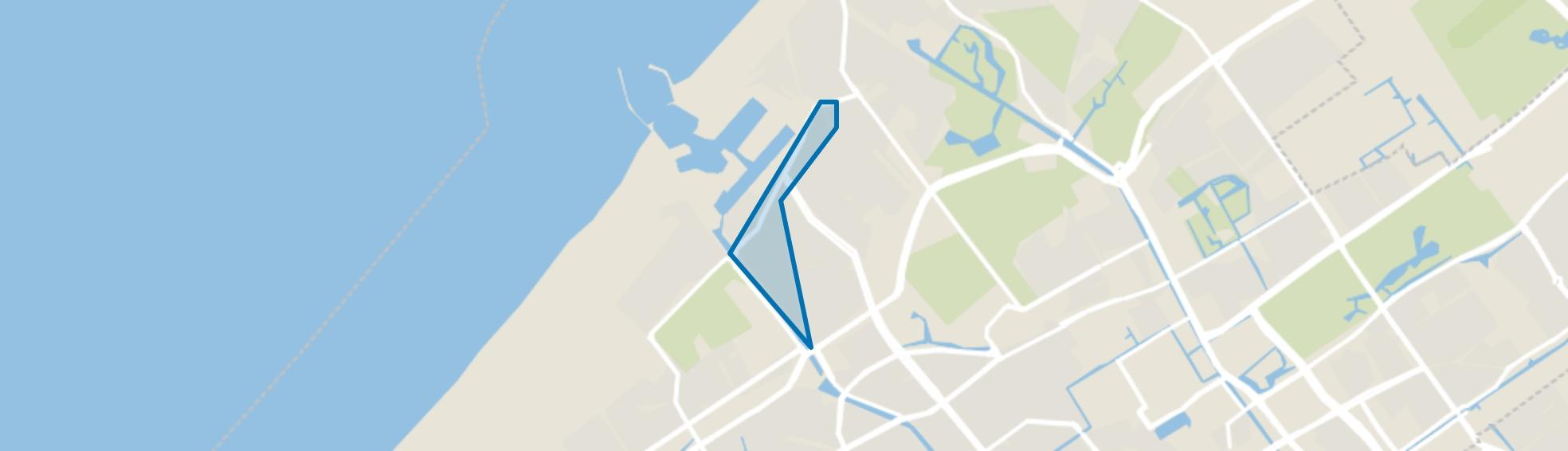 Geuzenkwartier, Den Haag map