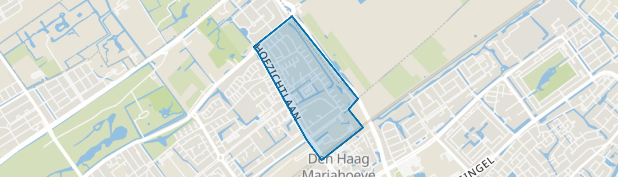 Landen, Den Haag map