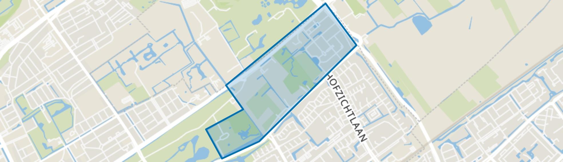 Marlot, Den Haag map