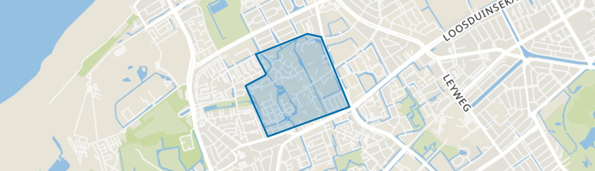 Nieuw Waldeck, Den Haag map