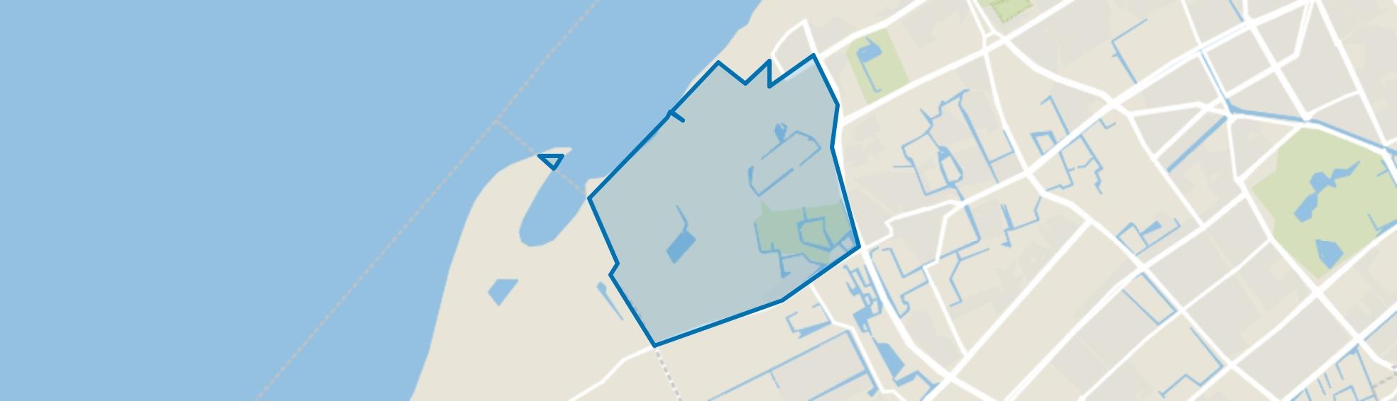 Ockenburgh, Den Haag map