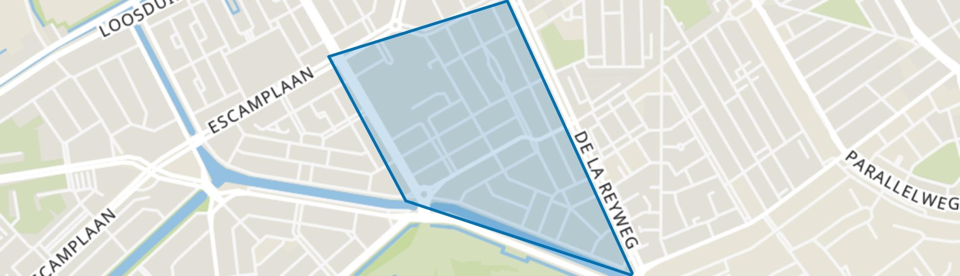 Oostbroek-Zuid, Den Haag map