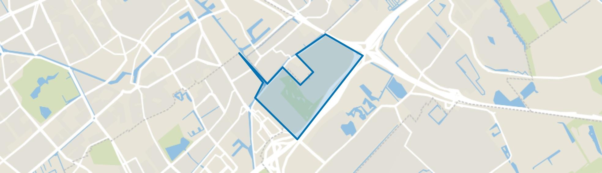 Vlietzoom-West, Den Haag map