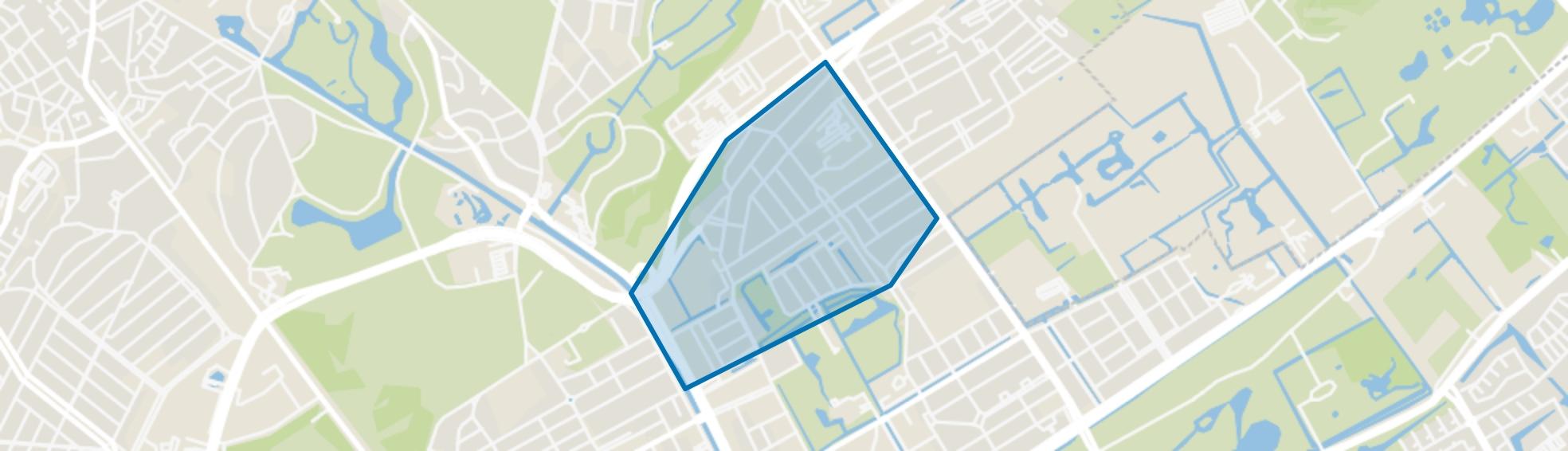 Waalsdorp, Den Haag map