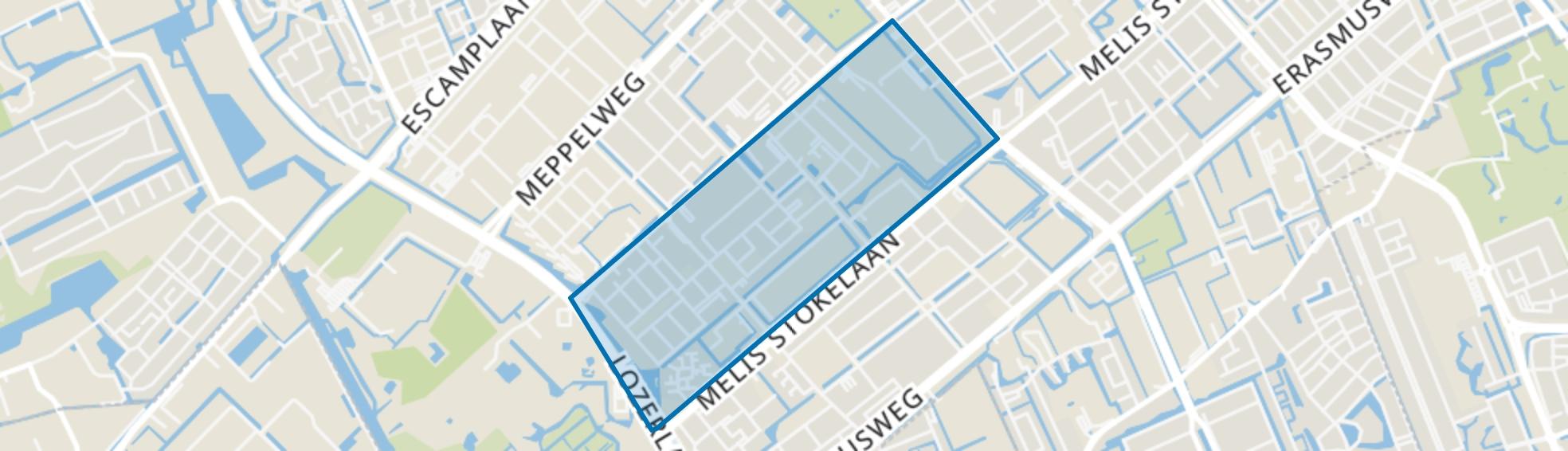 Zijden, Steden en Zichten, Den Haag map