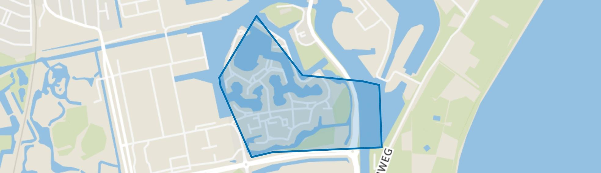Marina, Den Helder map