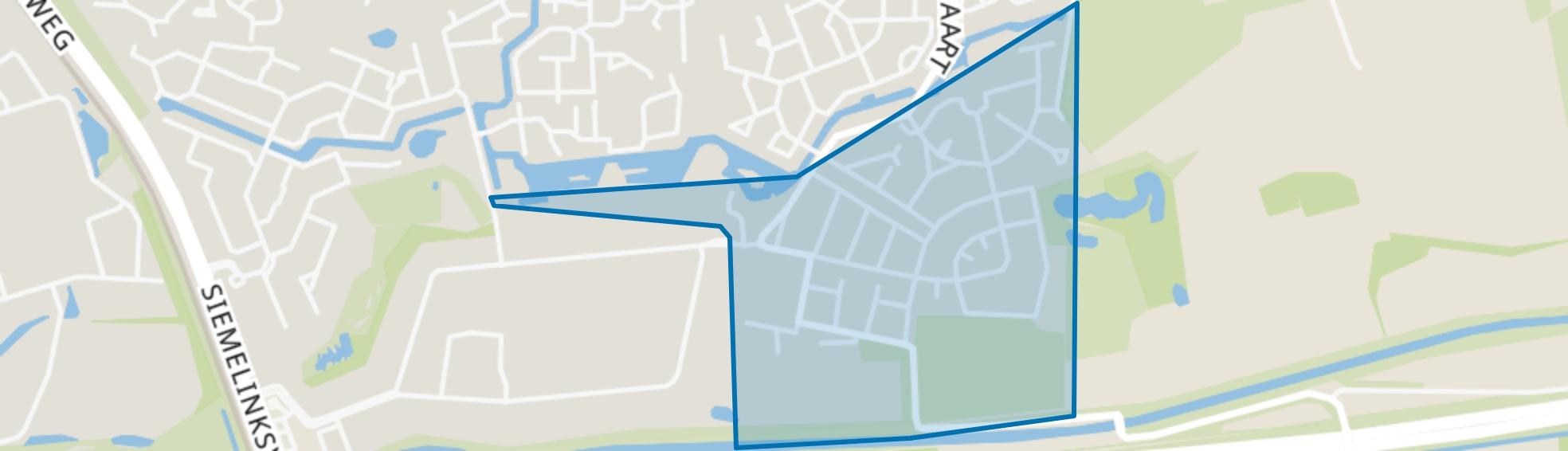 Swormink, Deventer map