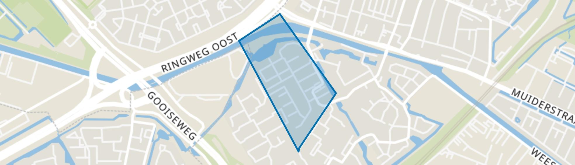 Bomenrijk, Diemen map