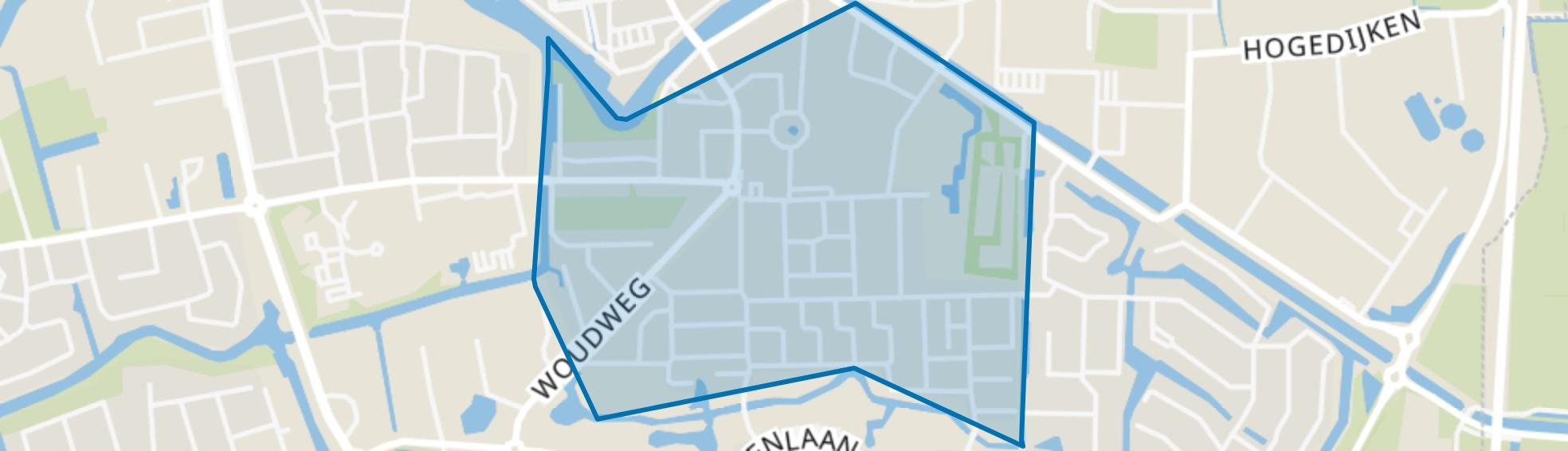 Dokkum Fonteinslanden, Dokkum map