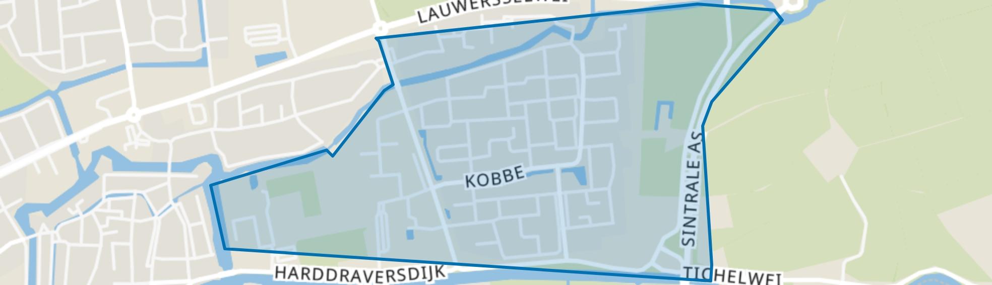 Dokkum Fugellan, Dokkum map