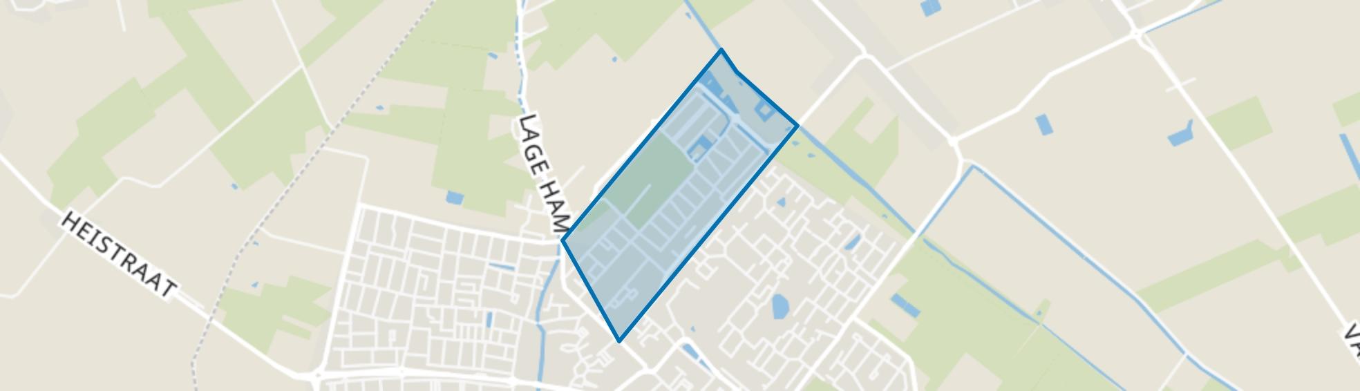 Beljaart, Dongen map