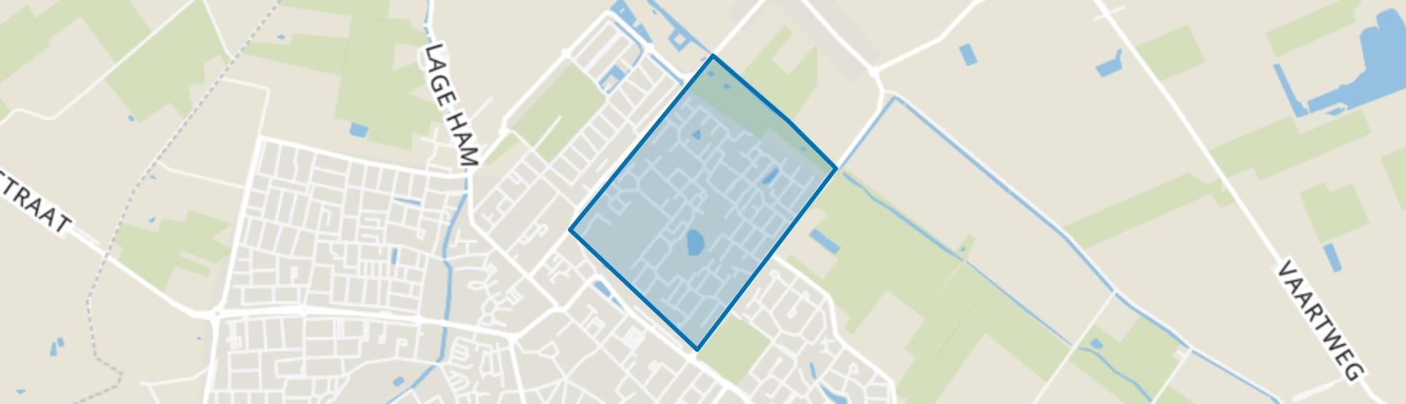 Biezen, Dongen map