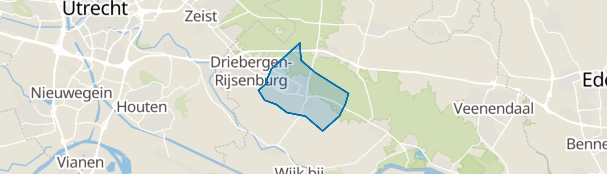 Doorn map
