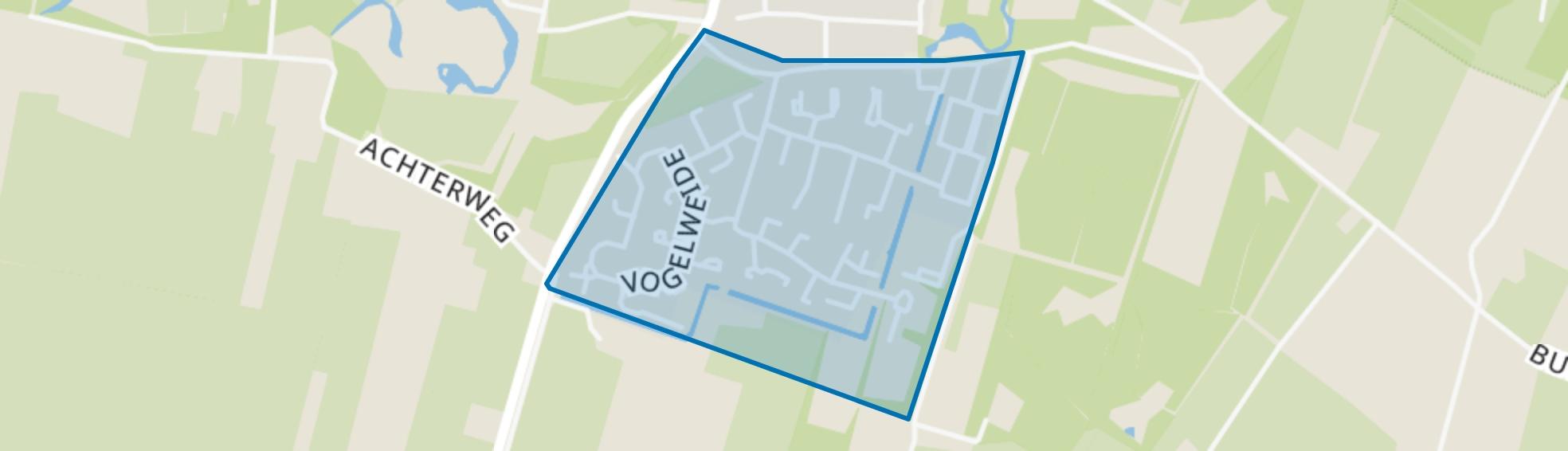 De Wijngaard, Doorn map