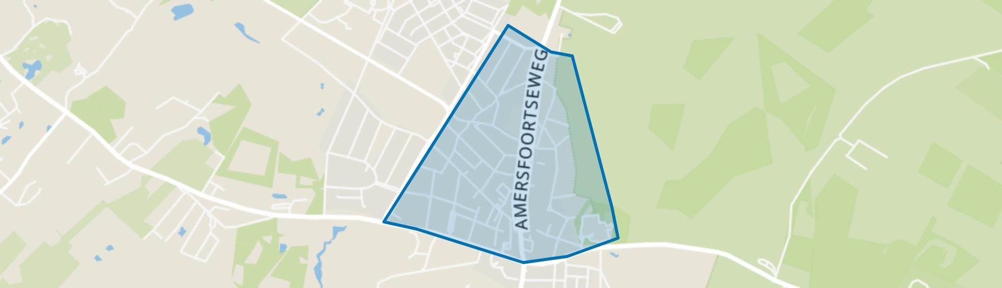 Doorn-Centrum, Doorn map