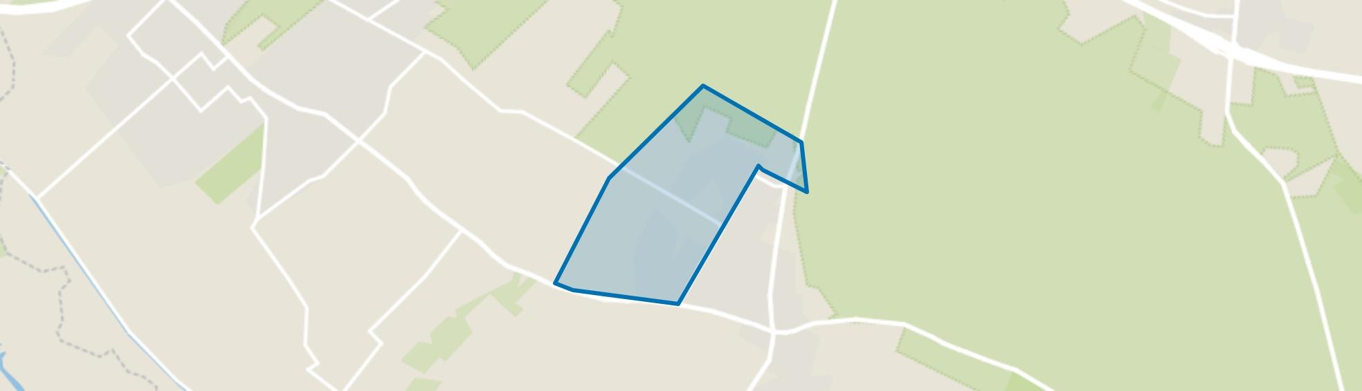 Doorn-West, Doorn map