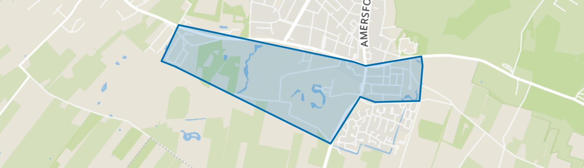 Doorn-Zuid, Doorn map