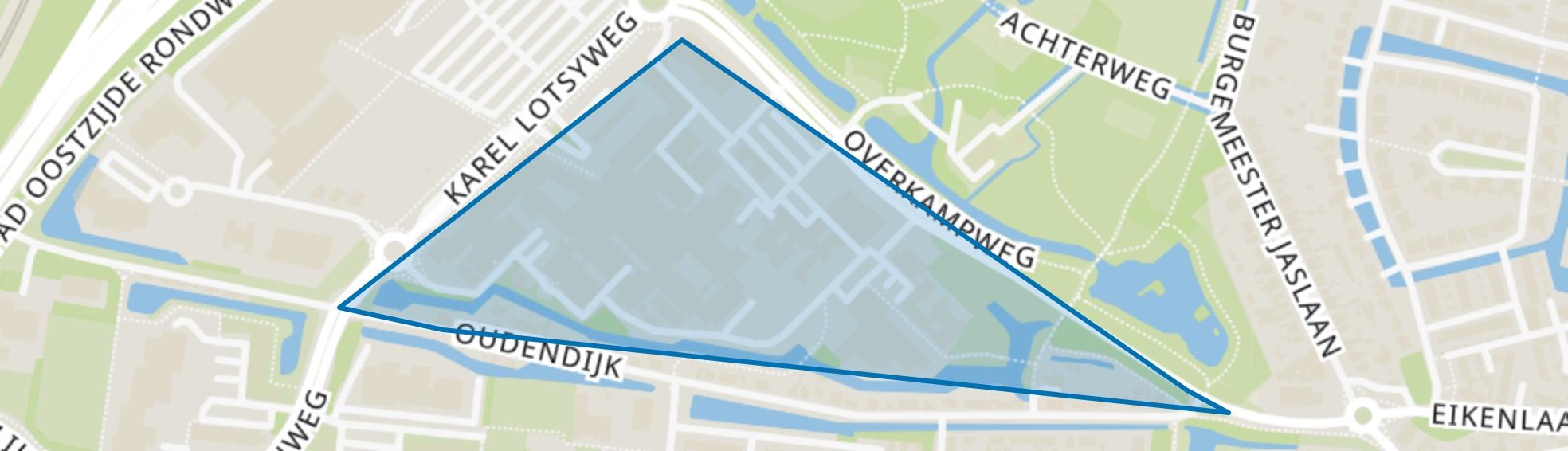 Albert Schweitzerplaats, Dordrecht map