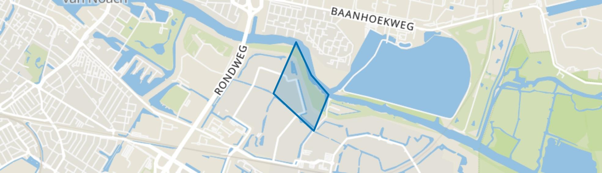 Azobe en omgeving, Dordrecht map