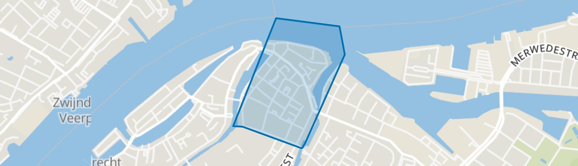 Bleijenhoek, Dordrecht map