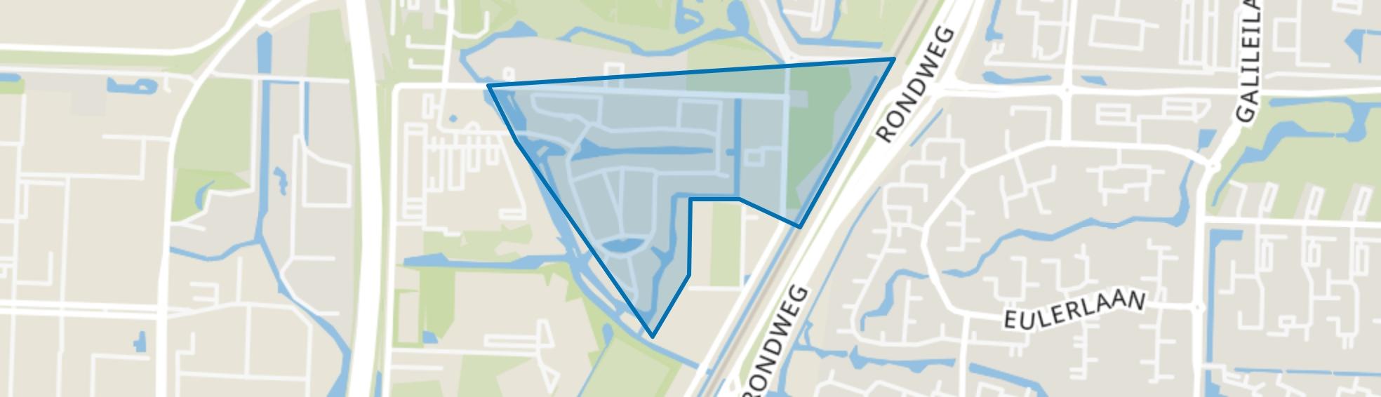 Dordtse Hout, Dordrecht map