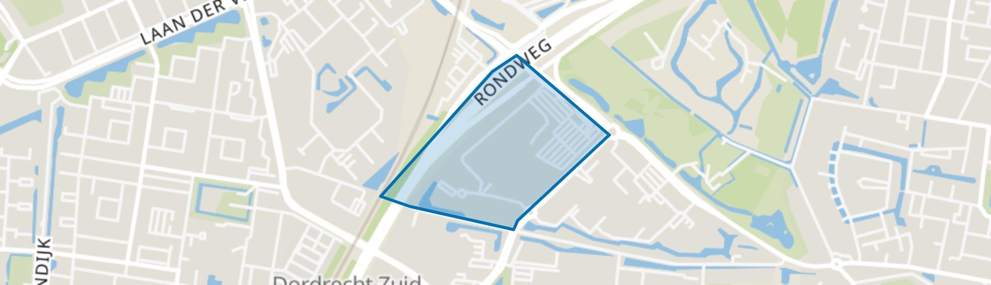 Locatie Karel Lotsyweg, Dordrecht map