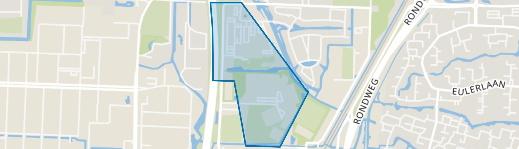 Locatie Refaja, Dordrecht map