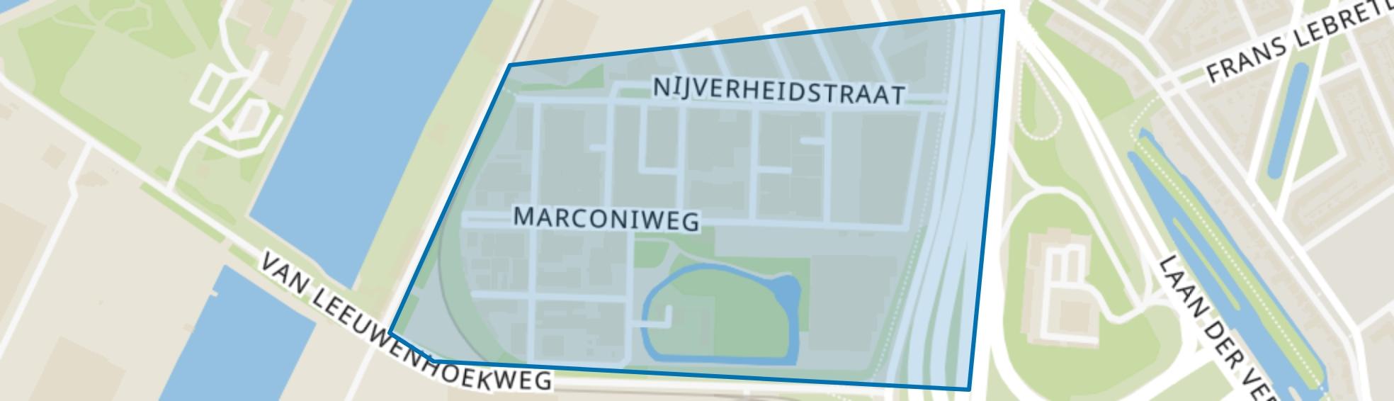 Louterbloemen, Dordrecht map