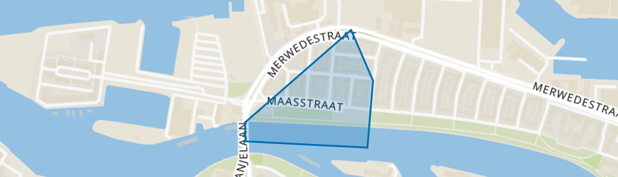 Noorderkwartier, Dordrecht map