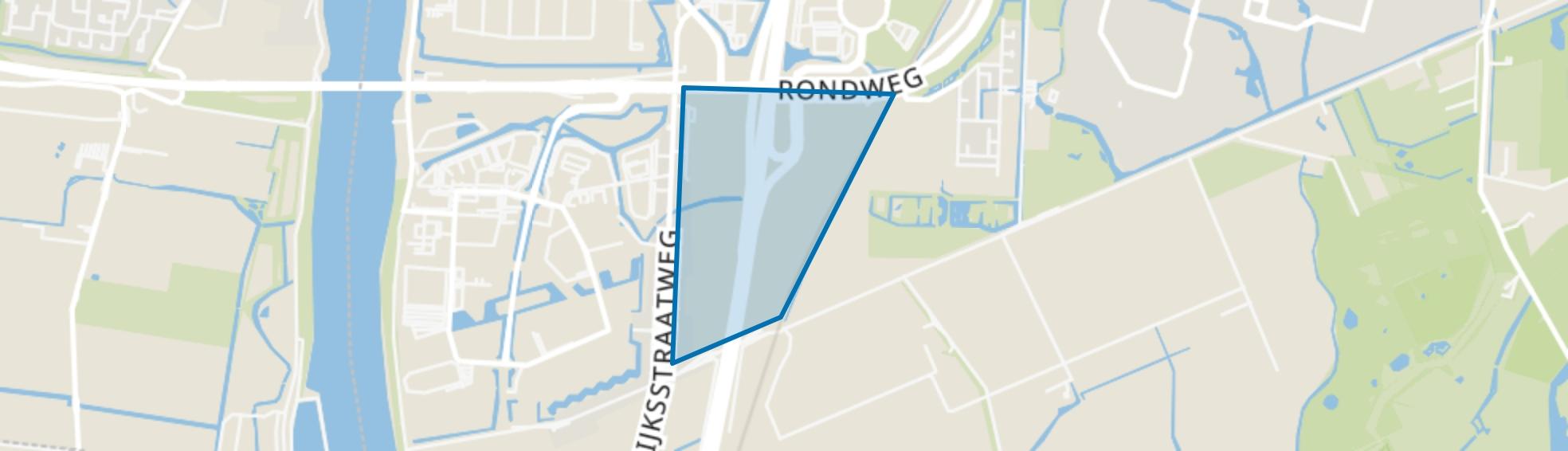Oostkil, Dordrecht map