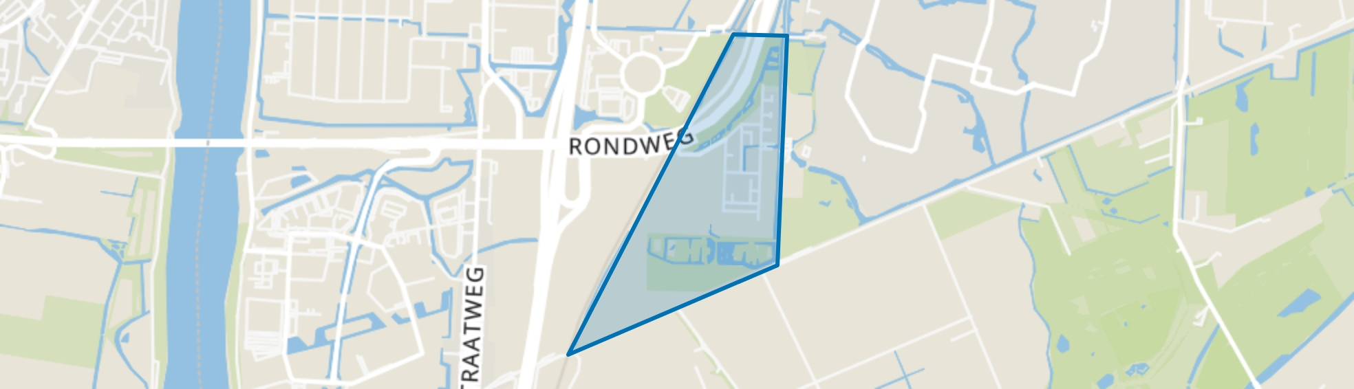Smitsweg, Dordrecht map