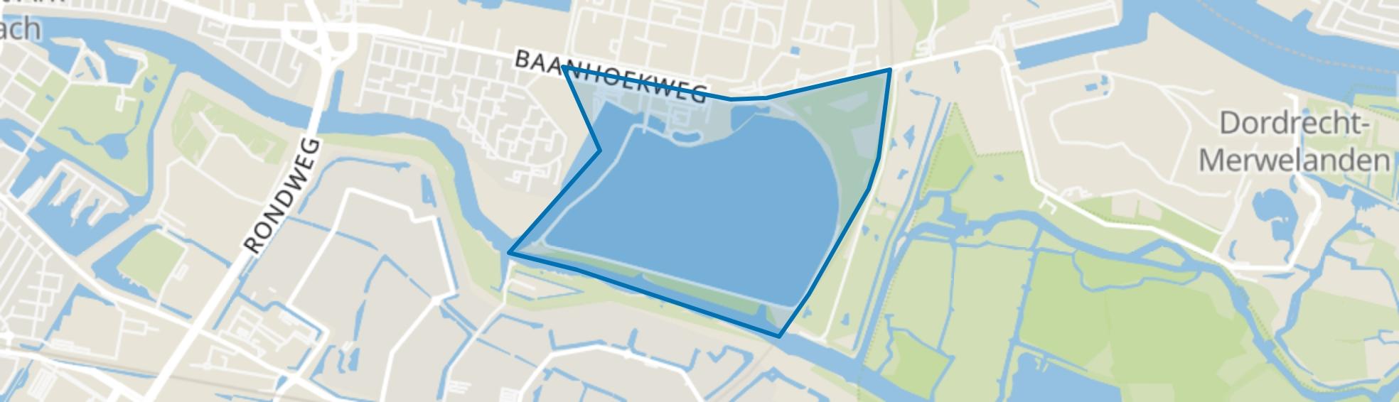 Spaarbekken, Dordrecht map