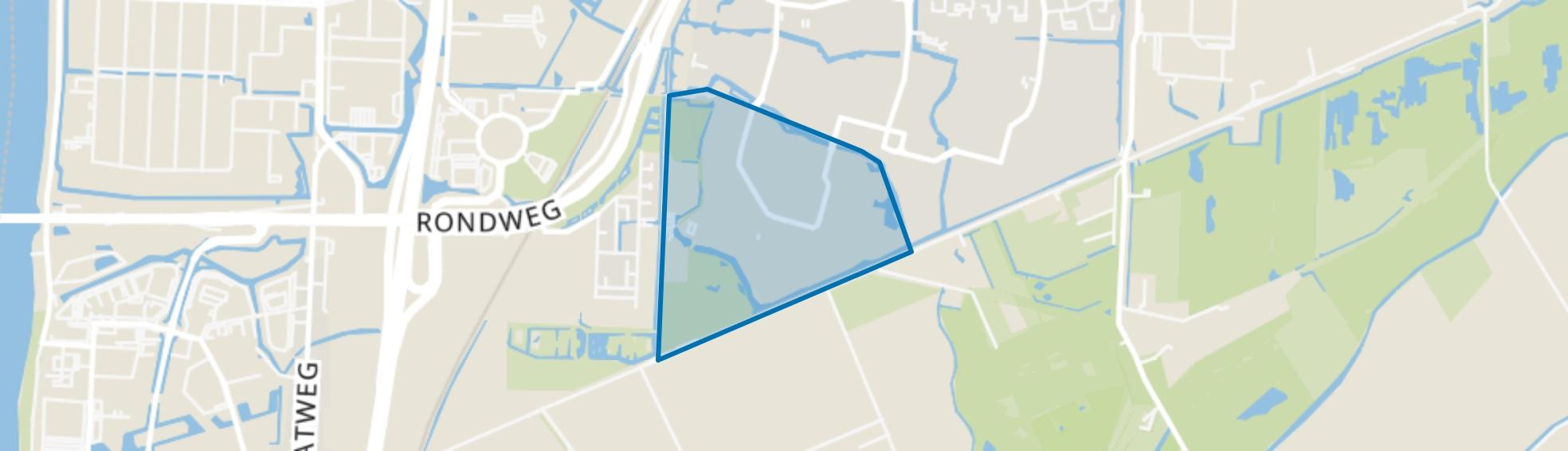 Wittenstein en omgeving, Dordrecht map