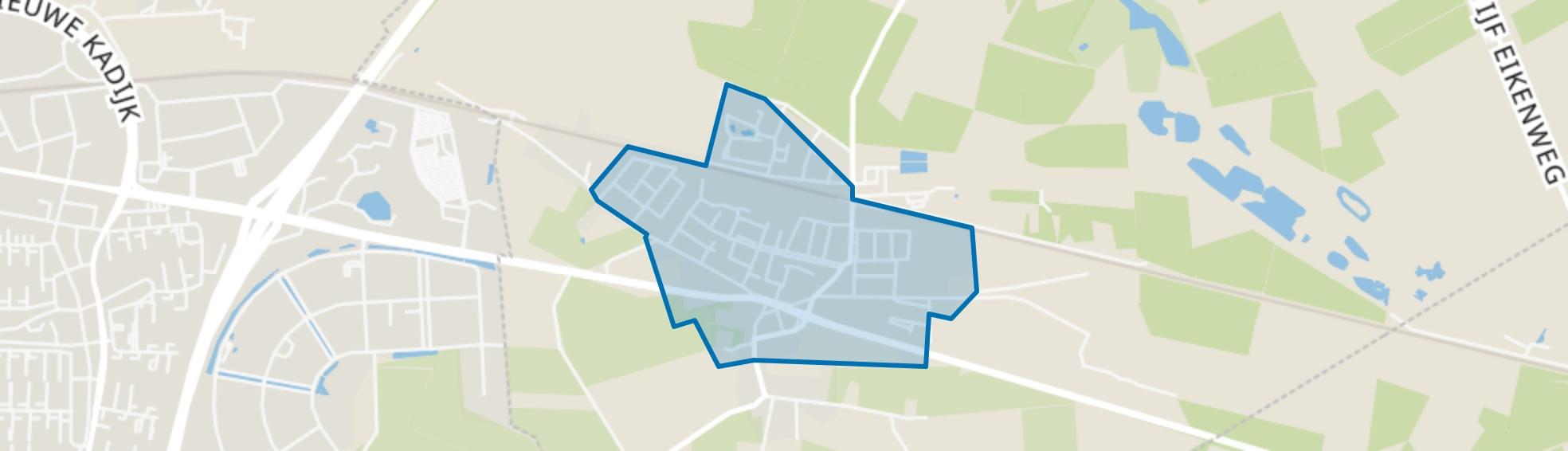 Dorst, Dorst map