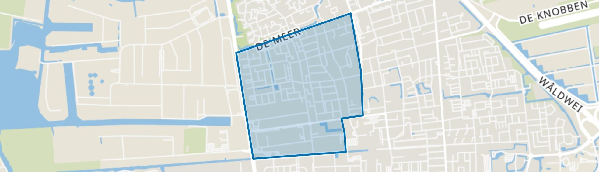 De Swetten, Drachten map