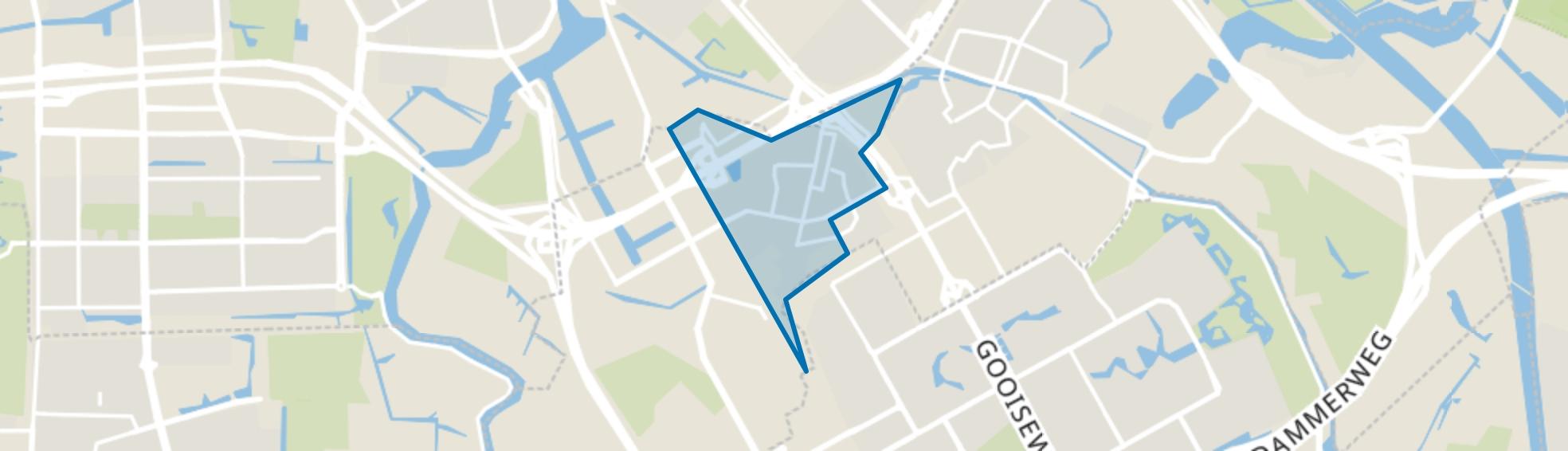 Duivendrecht, Duivendrecht map