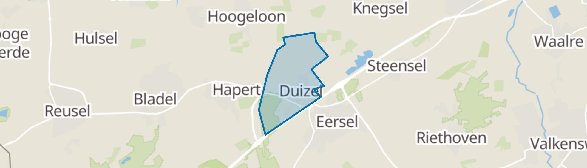 Duizel map