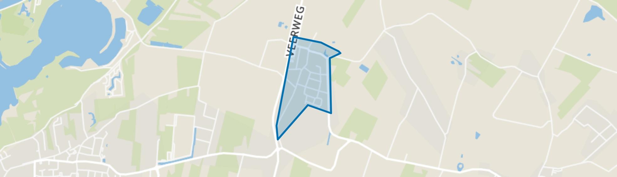 Eck en Wiel, Eck en Wiel map
