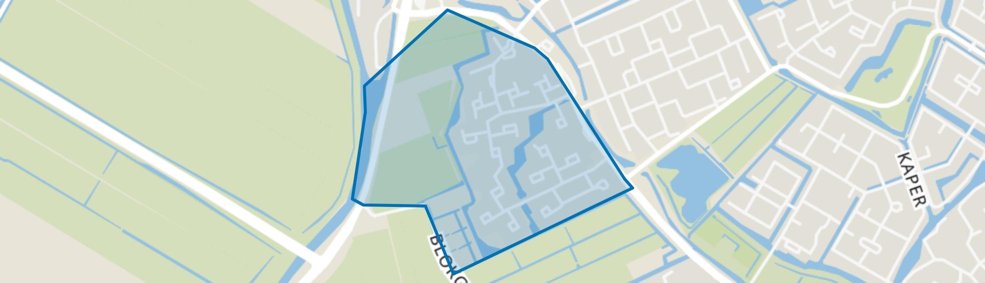 Edam-Zuid, Edam map