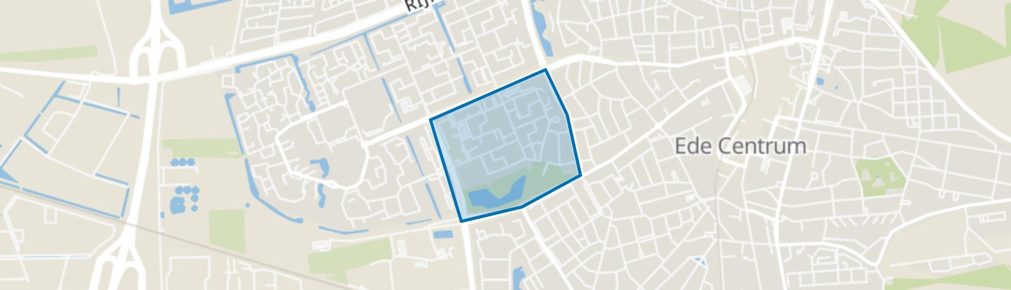 De Steinen, Ede map